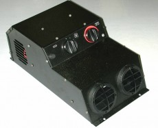 Elektrische kabineverwarming 48 volt